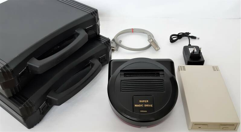 Mega Drive - Super Magic Drive SMD800 (PAL)