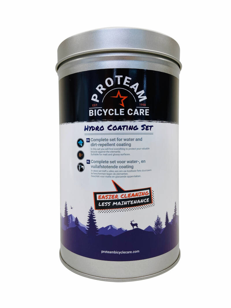 Proteam bicycle care pakket
