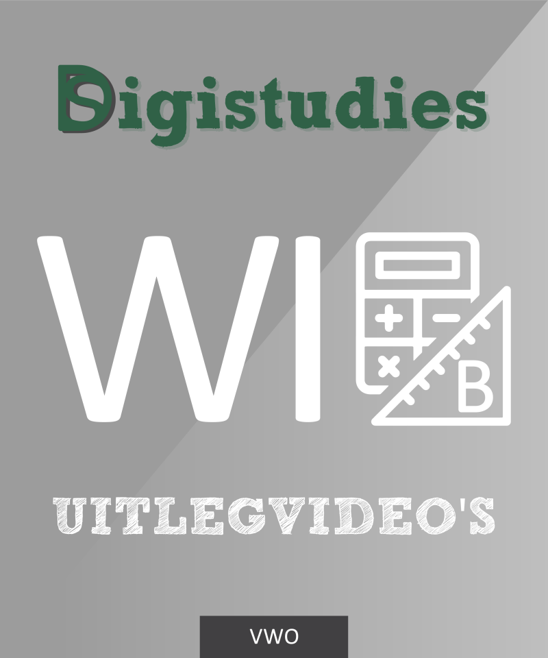 Examen Video's Wiskunde B VWO