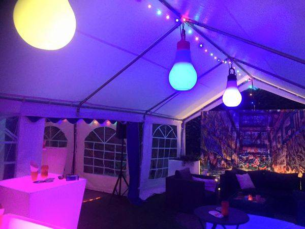 Partytent 8x8