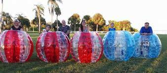 BUBBLE Ball VOETBAL