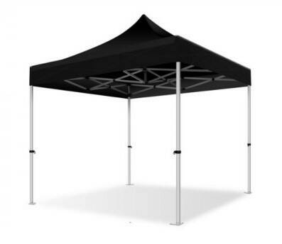 Easy-Up tent 3x3