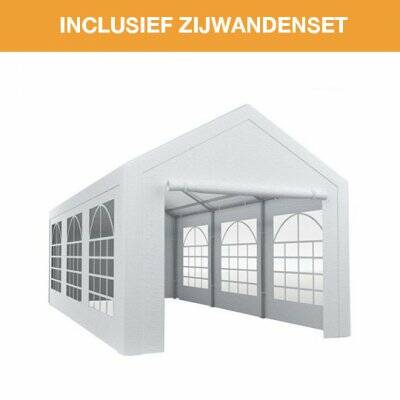Partytent traditioneel 3x6