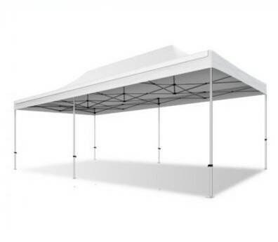 Easy-Up tent 4x8