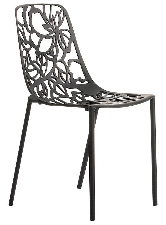 Cast Magnolia Chair