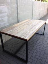 Tafel Naturel Look 2m