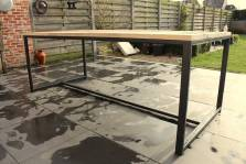 Tafel Naturel Look 2m20