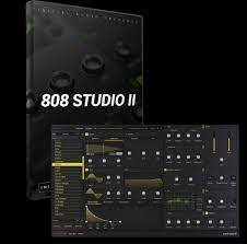 Initial 808 Studio BASS SYNTH Synthesizer VST Plugin - 2021