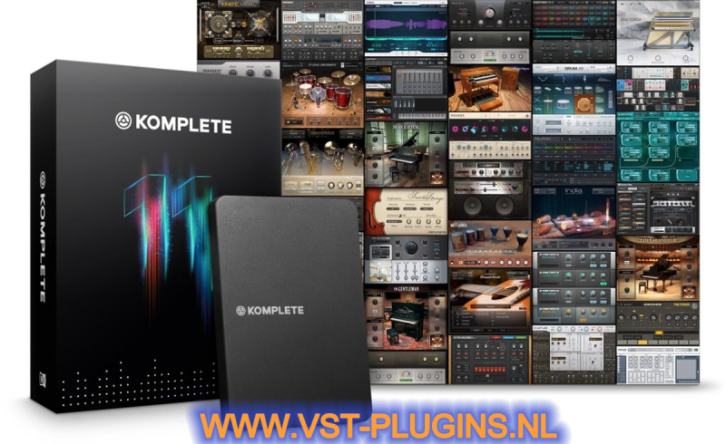 Native Instruments KOMPLETE 12 DAW Software incl alle packs - 2021
