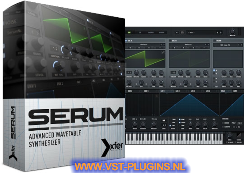 Xfer Serum 2 Software Synthesizer Synth VST Plugin  - 2021