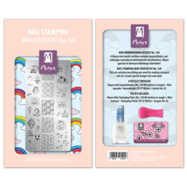 Mini Stamping Kit nr.120 We believe in Magic
