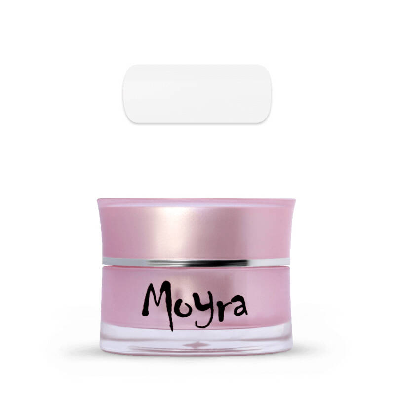 Moyra Colour Gel 01 White