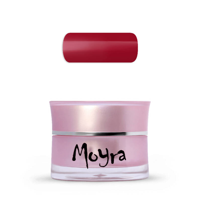 Moyra Colour Gel 07 Wine Red
