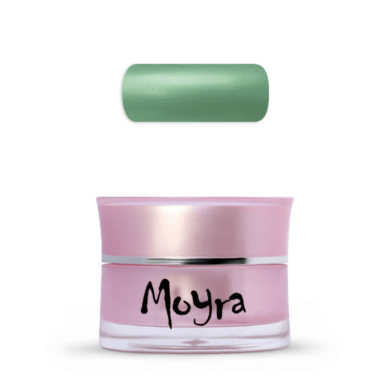 Moyra Colour Gel 26 Summer Green