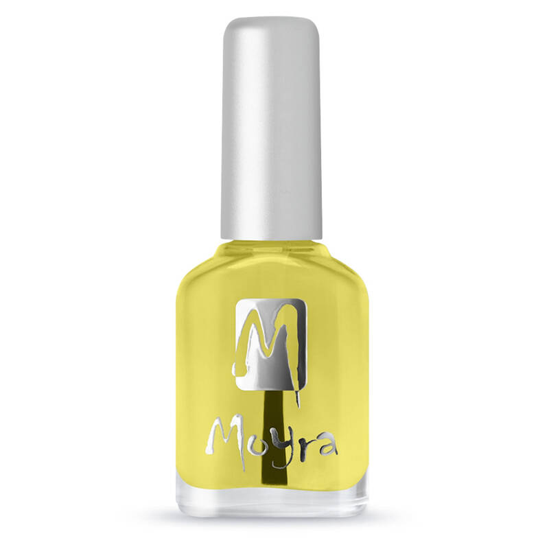Moyra Cuticle Oil Banana Split fles met borstel