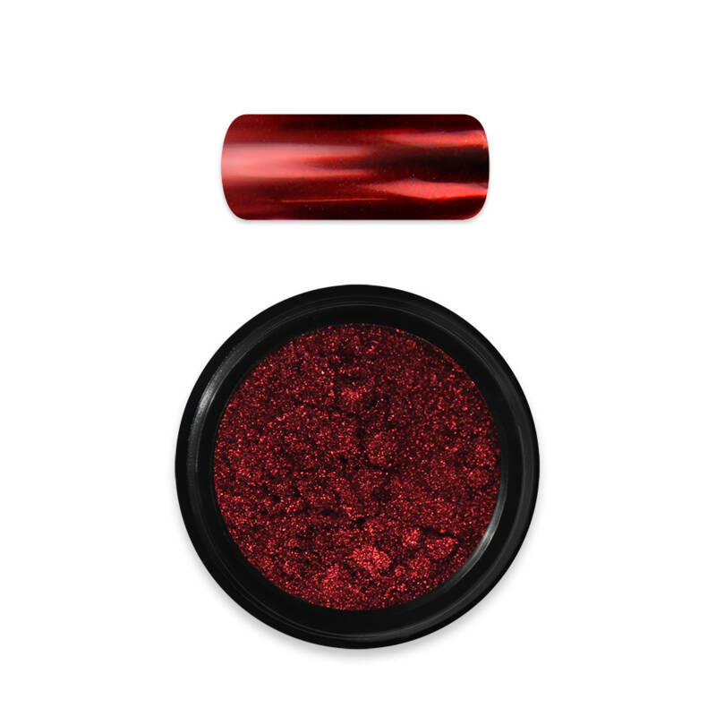 Moyra Mirror Powder Red 03