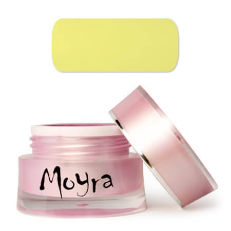 Moyra SuperShine Color Gel 554 Lemonade