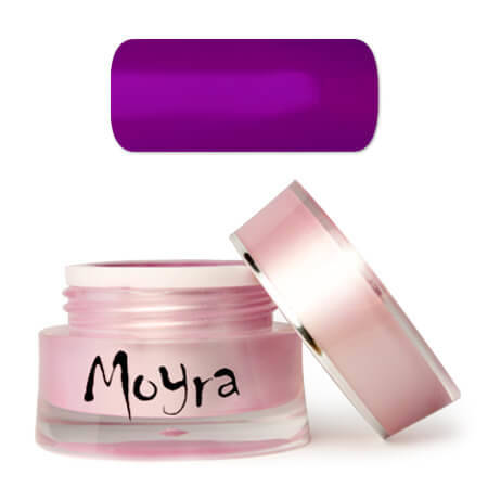 Moyra SuperShine Color Gel 572 Vivid Purple