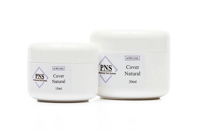 PNS AcrylGel COVER NATURAL 15ml/30ml