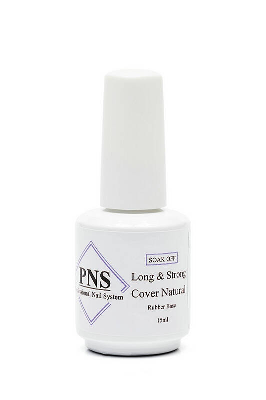 PNS Long & Strong COVER NATURAL*Rubberbase*