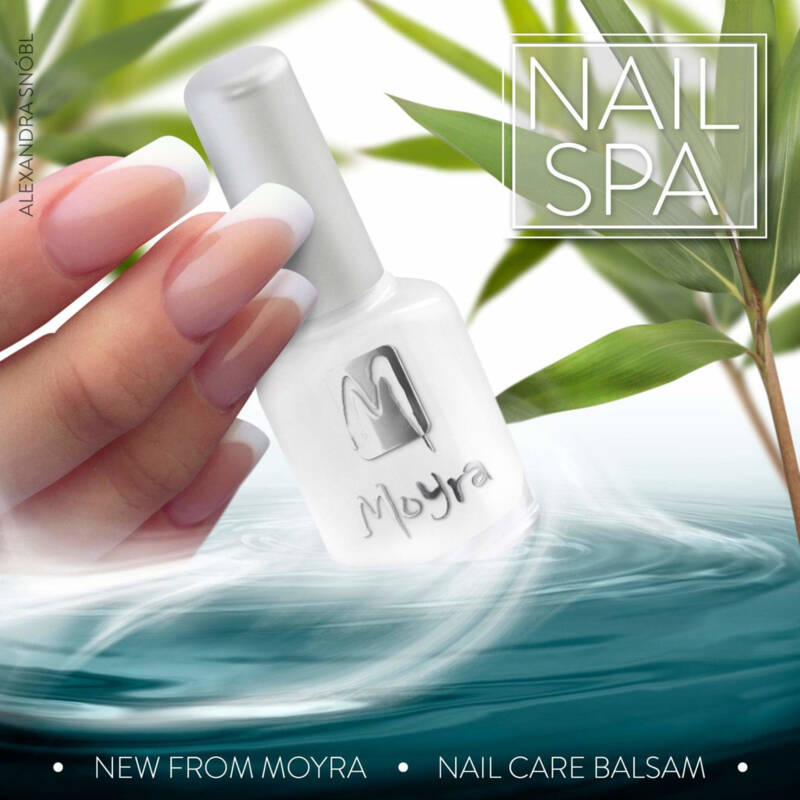 Moyra Nail Spa Cuticle Balm