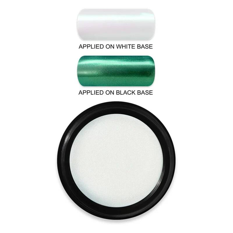 Moyra Shell Powder Green