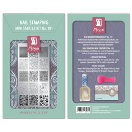 Mini Stamping Kit nr.101 Angels will Cry