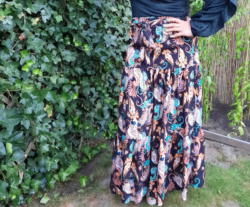 Gypsy rok/one size