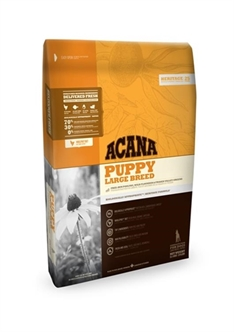 ACANA HERITAGE PUPPY LARGE BREED 11,4KG EN 17KG