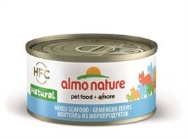 ALMO NATURE CAT MIXED SEAFOOD 70 GR