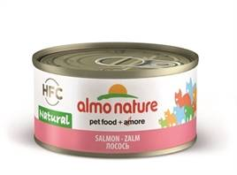 ALMO NATURE CAT ZALM 70 GR OF 24 X 70GR