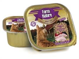 FARM NATURE RABBIT / APPLE / BLACKBERRIES 100 GR