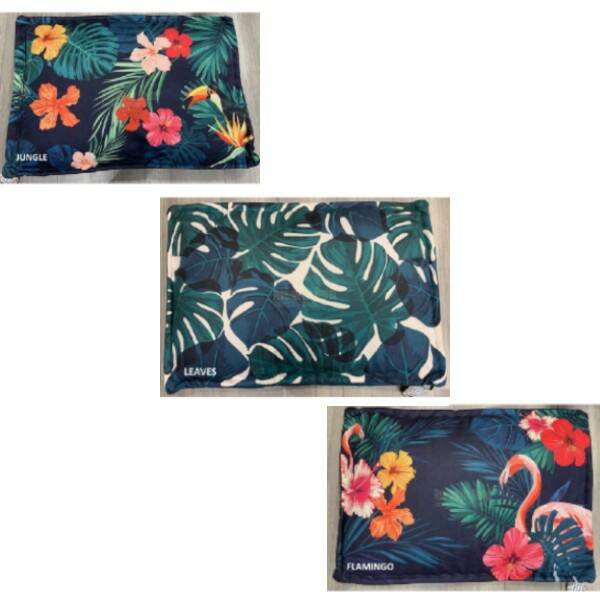 51 DEGREES NORTH FLORAL MAND 95X65X15CM