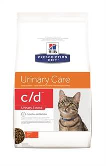 HILL'S FELINE C/D URINARY STRESS 4 KG