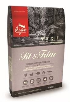 ORIJEN CAT WHOLE PREY FIT & TRIM KIP GRAANVRIJ 5,4 KG
