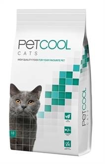 PETCOOL CAT KIP 3 KG OF 18KG