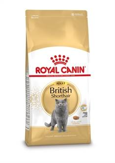 ROYAL CANIN BRITISH SHORTHAIR 400 GR 2KG 4KG OF 10KG