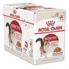 ROYAL CANIN INSTINCTIVE IN JELLY 12X85 GR