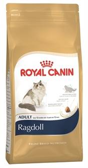 ROYAL CANIN RAGDOLL ADULT 400 GR OF 10KG