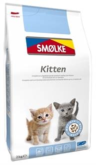 SMOLKE KITTEN 2 KG OF 4KG