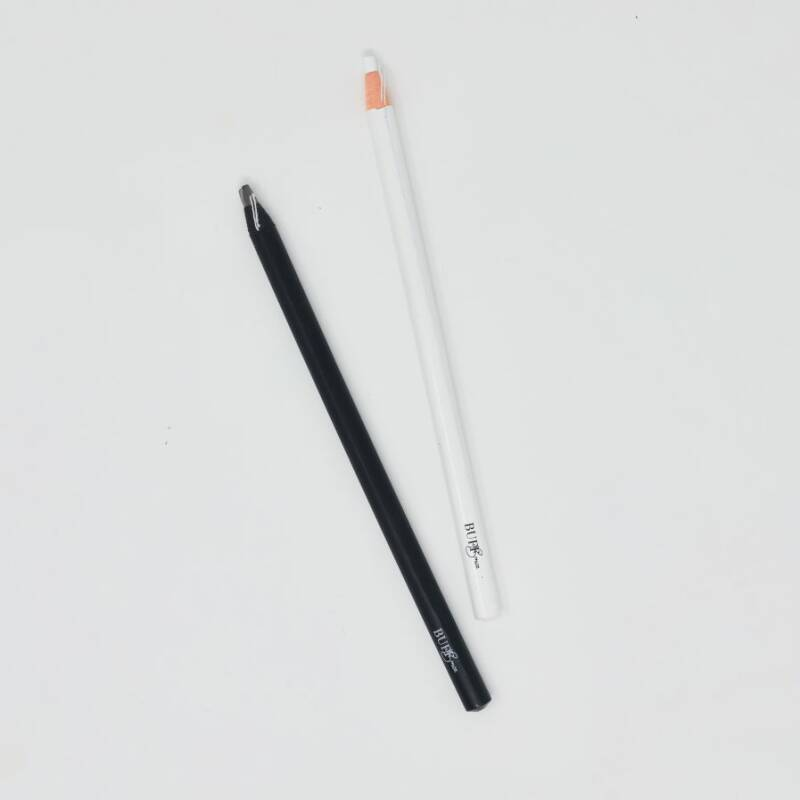 Pre-draw pencil - White
