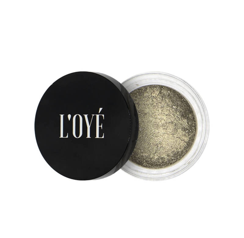 Mineral eyeshadow - GLOSSY OLIVE