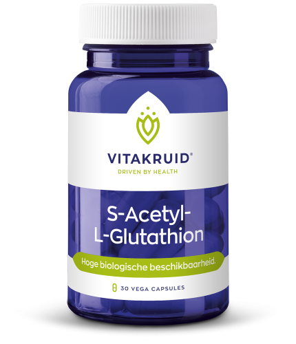 S-Acetyl-L-Glutathion - 30 capsules - 10% korting