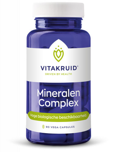 Mineralen Complex - 90 capsules - 10% korting