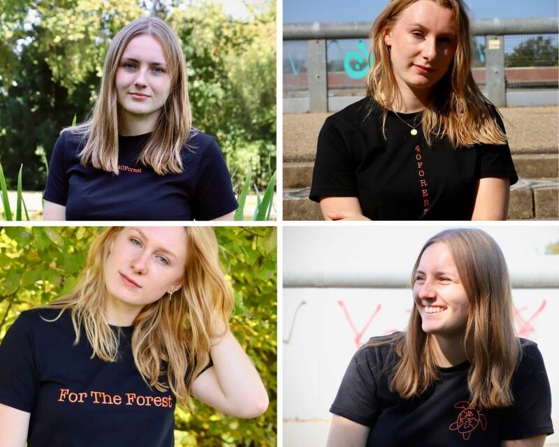 The 40Forest T-Shirt collection