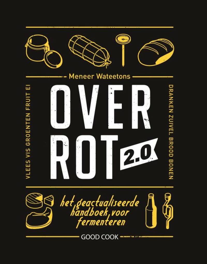 "Boek ""Over Rot 2.0"" - Meneer Wateetons"