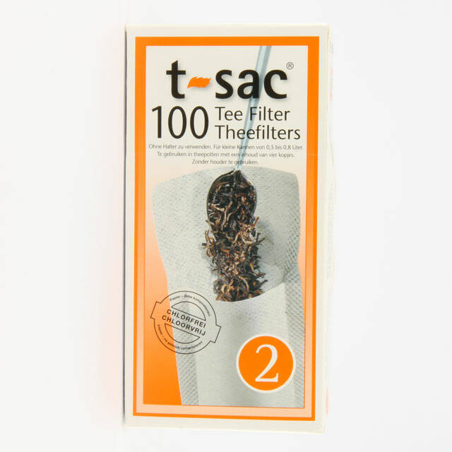Theefilters T-sac nr 2