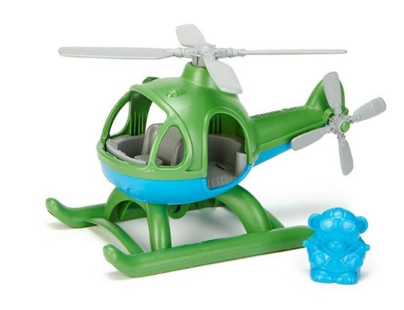Helikopter groen - gerecycled | Green Toys