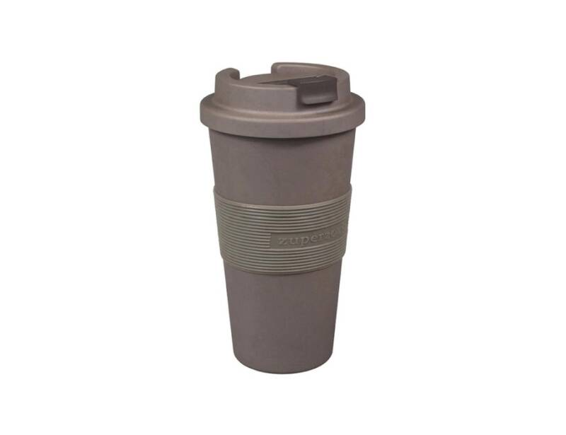 Koffiebeker to-go - 480ml - Mocha Brown | Zuperzozial