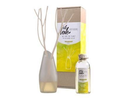Diffuser 200ml Darjeeling Delight | We Love The Planet